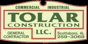 Tolar Construction, LLC. Logo
